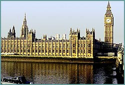 "We, in the words of Lord Houghton, ""go to Parliament."""